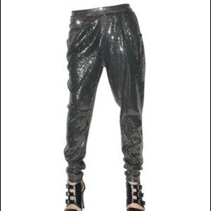 Michael Kors Sequin Harem Pants